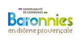 Logo Les Baronnies