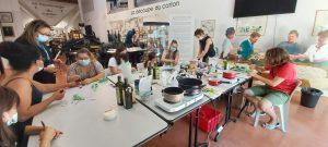 atelier cosmétique 2021